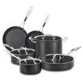 10 Piece Hard Anodized Nonstick Set