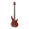 4-String Mango Electric Bass - ROOT BEER