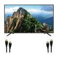 "32"" H3B Series LED TV with 2 HDMI Cables"