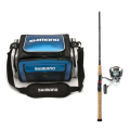 Borona Tackle Bag with Sojourn Sienna Fishing Combo