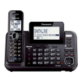 2-Line Cordless Phone System with Bluetooth