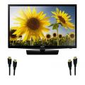 "24"" LED Smart TV 720p with 2 HDMI Cables"