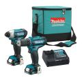 2 Piece Cordless Combo Kit